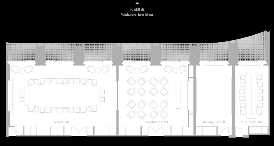 Palace Hotel Tokyo Boardrooms_2017