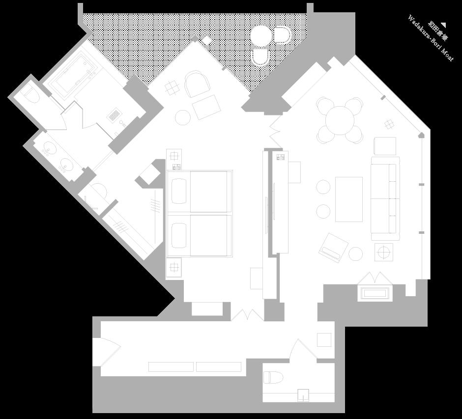 Palace-Hotel-Tokyo-Park-Suite